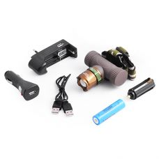 Налобный фонарик BL 6866-8000W XPE