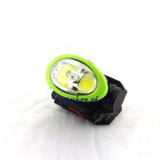 Фонарик на лоб 0520 COB