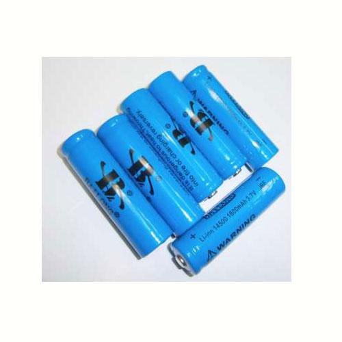 Аккумулятор 14500-2200mAh