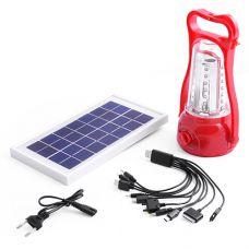Лампа Светодиодная Yajia 5833 35LEВ + Солнечная батарея