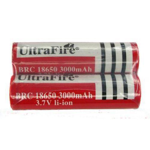 Аккумулятор Ultrafire 18650 Li-Ion 3000 mAh 3,7V