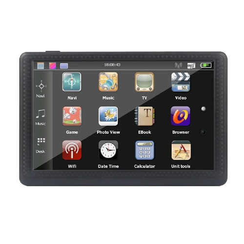GPS навигатор HD 7009 128MB Ram 8GB Rom (7inch)