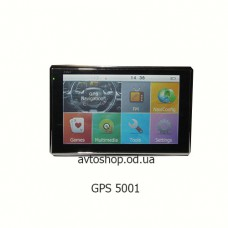 GPS навигатор Pioneer 5001