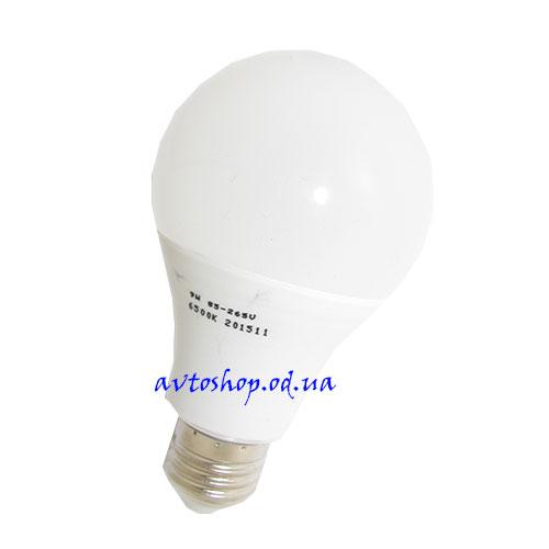 Лампочка 806 E27-9W