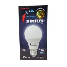 Led лампочка Sirius 10W