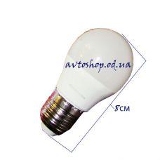 Лампочка светодиодная  P503 E27 5w 4100K