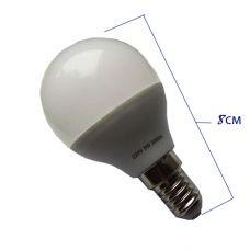 Лампочка светодиодная A45  E14 5w 4100K