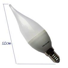 Лампочка светодиодная  L503 E14 5w 4100K