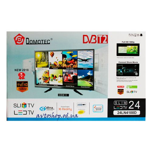 "Телевизор Domotec 24"" 24LN4100D"