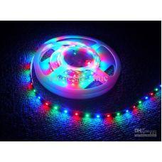 Светодиодная лента RGB 3528 60шт/м (цена за 5 метров)