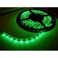 Светодиодная лента SMD 3528 60 шт/м Зеленая  (цена за 5 метров)