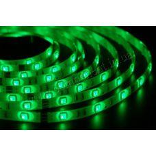 Светодиодная лента SMD 5050 60 шт/м Зеленая (цена за 5 метров)