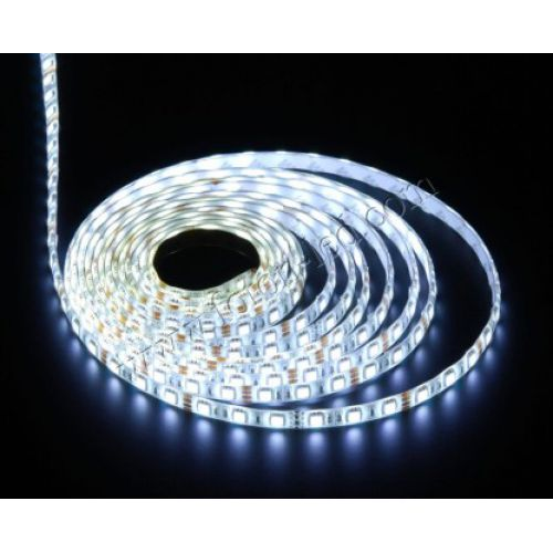 Светодиодная лента SMD 5050 60 шт/м Белая (цена за 5 метров)