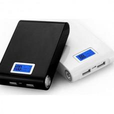 Портативное зарядное устройство Power Bank 913 11000mAh с дисплеем
