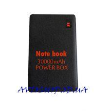 Портативное Зарядное устройство Power Bank Remax 30000mAh (4 USB выхода)