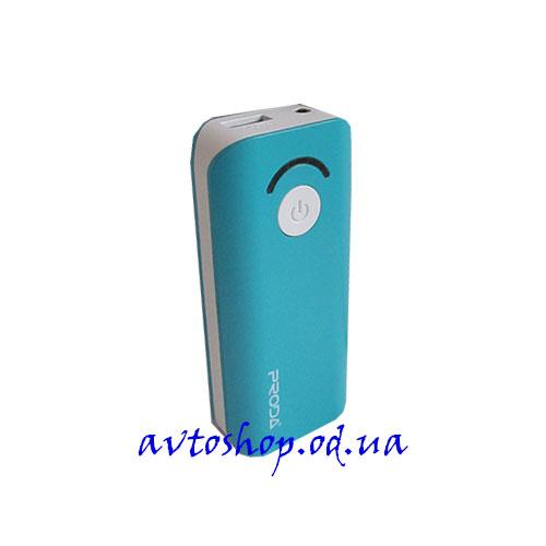 Портативное зарядное устройство Power Bank Remax 6000mA