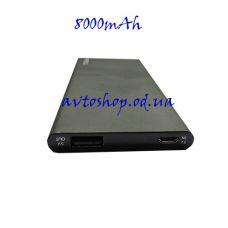 Портативное Зарядное устройство Power Bank Remax 8000mAh