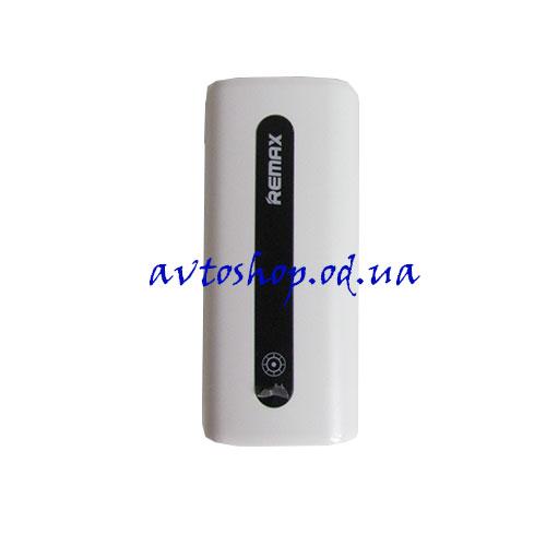 Портативное Зарядное устройство Power Bank 5000mA Remax E5
