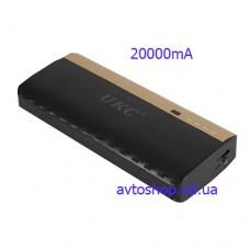 Портативное Зарядное устройство UKC Power Bank 20000mAh 3 USB