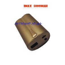 Зарядное устройство iMAX  Power Bank 5000mAh