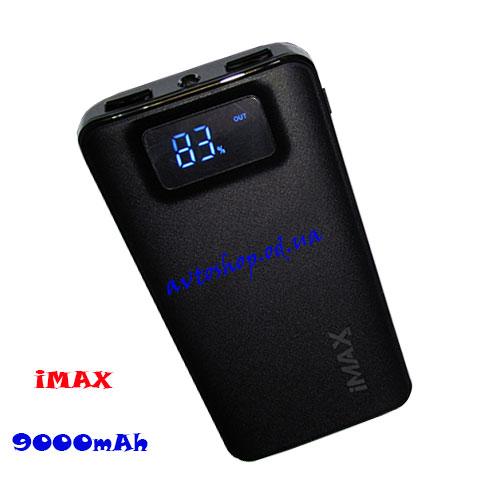 Зарядное устройство iMAX  Power Bank 9000mAh