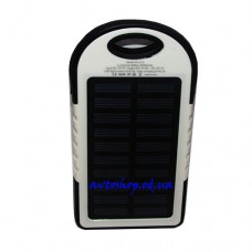 Портативное Зарядное устройство  Power Bank + Solar Panel 8000mAh