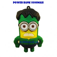 Зарядное устройство миньон 100AN Power Bank 8800mAh