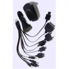 Универсальное зарядное устройство (авто+сеть)