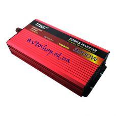 Преобразователь UKC DP-3000W c 24V на 220V реальная мощность