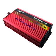 Преобразователь UKC 24V-220V DP-4000W реальная мощность