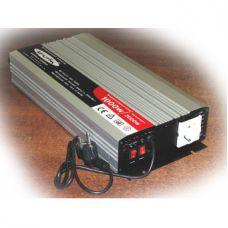 Преобразователь напряжения 12V-220 Вольт 2500 Вт + Зарядка
