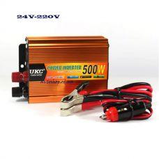 Преобразователь напряжения AC/DC SSK 500W 24V/220V