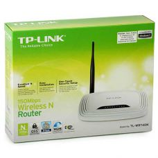 Wi-Fi Роутер TP-LINK TL-WR740N 150 Мбит