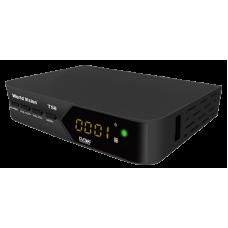 Цифровой эфирный DVB T2 приемник World Vision T58