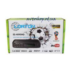 Цифровой эфирный DVB T2 приемник Lorton ES-4090HD
