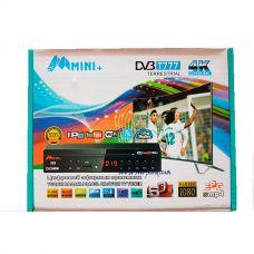 Цифровой эфирный DVB T2 приемник T-777 с Wi-Fi