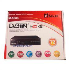 Цифровой эфирный DVB T2 приемник Mstar 5984