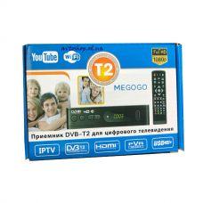 Цифровой эфирный DVB T2 приемник 079