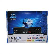 Цифровой эфирный DVB T2 приемник AT-786 Wi-Fi