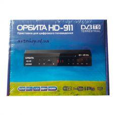 Цифровой эфирный DVB T2 приемник Орбита HD-911