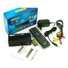 Т2 приемник для цифрового ТВ Operasky OP-207 Wi-Fi