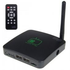 ANDROID TV BOX AT-01 ANDROID 4.0 1GB DDR3 3D