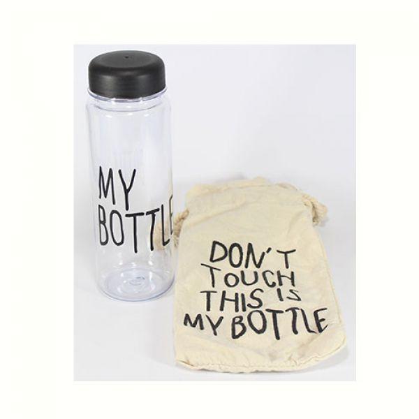 Бутылка с чехлом My Bottle