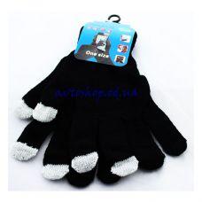 Перчатки для емкостных экранов Glove Touch