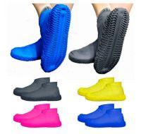 Силиконовые чехлы бахилы для обуви от дождя и грязи, размер L 40-44