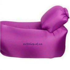 Надувной матрас ламзак AIR CUSHION с подушкой