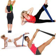 Набор резинок для фитнеса 5 штук в чехле