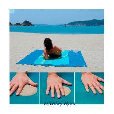 Пляжная подстилка коврик для моря Originalsize Sand Free Mat 2х2