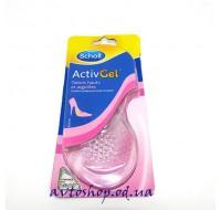 Стельки для обуви на высоком каблуке свыше 5,5 см Scholl GelActiv