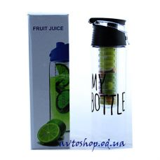 Бутылка  My Bottle Juice Fruit